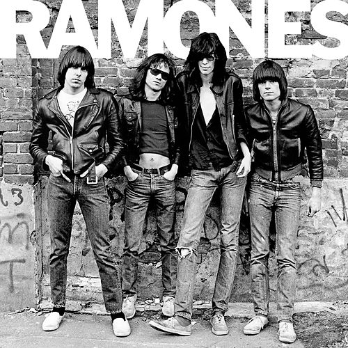 Ramones (40th Anniversary Deluxe Edition; 2016 Remaster) von The Ramones