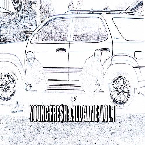 Postive Hip Hop Vol.1 by Yung - Fresh