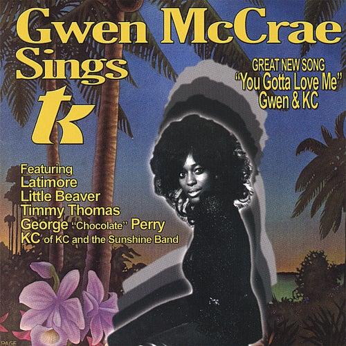 Gwen Mccrae Sings Tk de Gwen McCrae