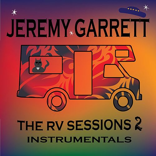 The RV Sessions 2: Instrumentals by Jeremy Garrett