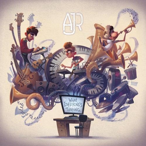 What Everyone's Thinking - EP van AJR