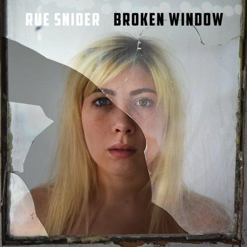 Broken Window von Rue Snider