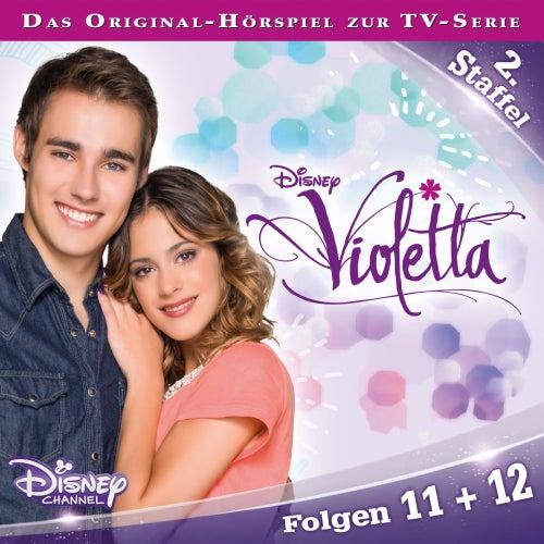 Staffel 2: Folge 11 + 12 von Violetta