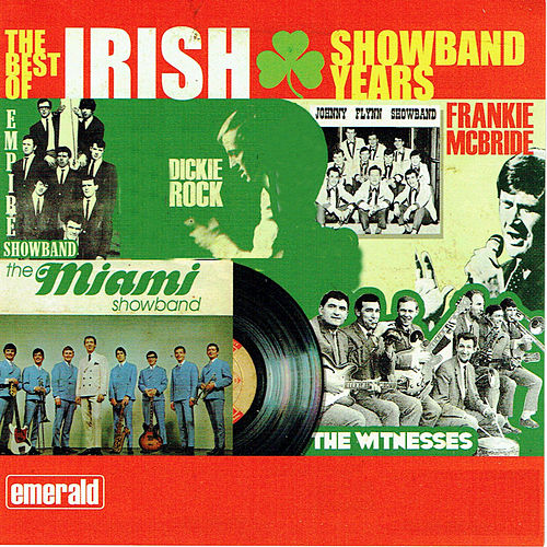 The Best of Irish Showband Years de Various Artists