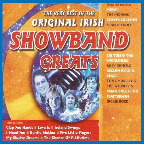 Original Irish Showband Greats de Various Artists