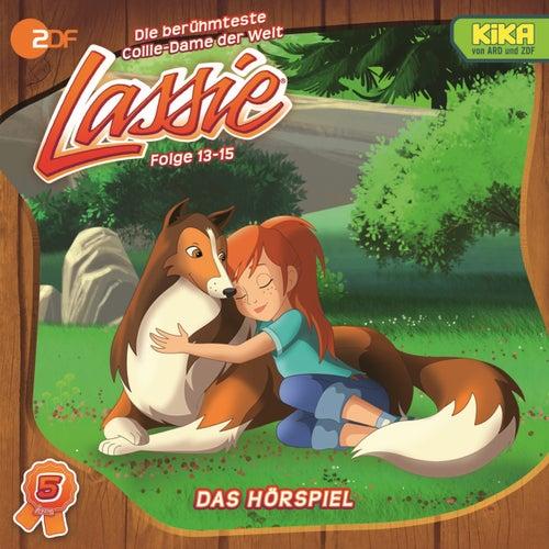 Lassie Hörspiel Folge 13 - 15 von Lassie
