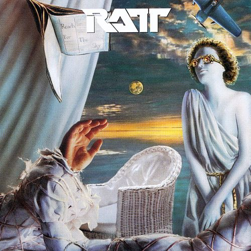 Reach For The Sky de Ratt