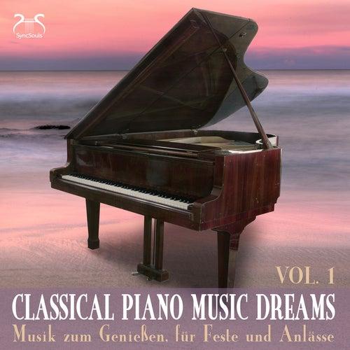 Classical Piano Music Dreams - Musik zum Genießen, für Feste und Anlässe, Vol. 1 von Toddi Classic