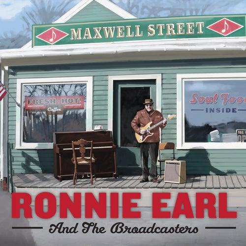 Maxwell Street de Ronnie Earl