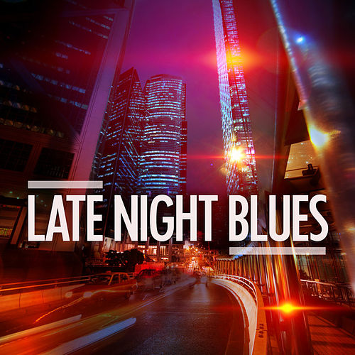 Late Night Blues de Various Artists