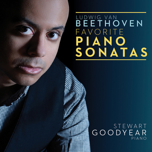 Beethoven: Favorite Piano Sonatas by Stewart Goodyear