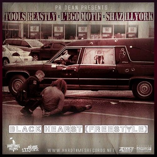 Black Hearst (feat. Tools Beastly, L'ego Motif & Shaz Illyork) - Single von PR Dean