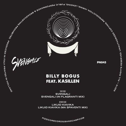 Svengali de Billy Bogus