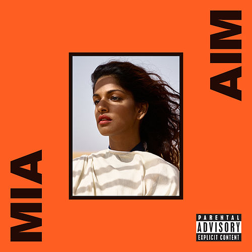 AIM (Deluxe) by M.I.A.