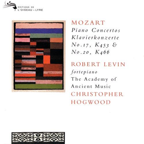 Mozart: Piano Concertos Nos. 17 & 20 von Robert Levin