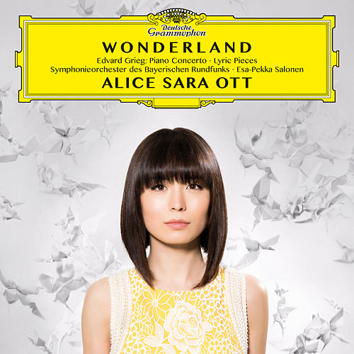 Wonderland - Edvard Grieg: Piano Concerto, Lyric Pieces von Alice Sara Ott