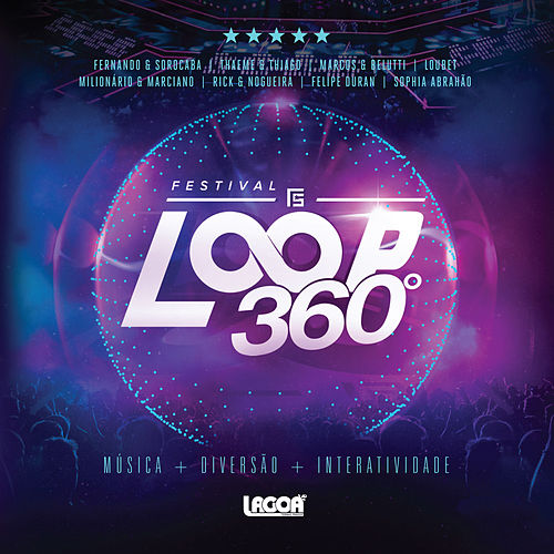 Fs Loop 360º - Ao Vivo (Deluxe) by Various Artists