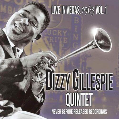 Live in Vegas, 1963 Vol. 1 by Dizzy Gillespie