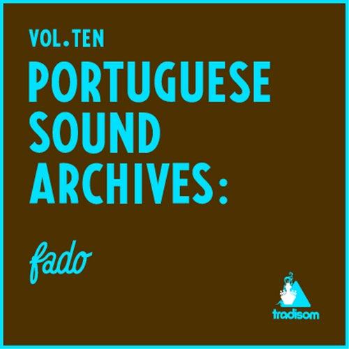 Portuguese Sound Archives : Fado (Vol. 10) de Various Artists