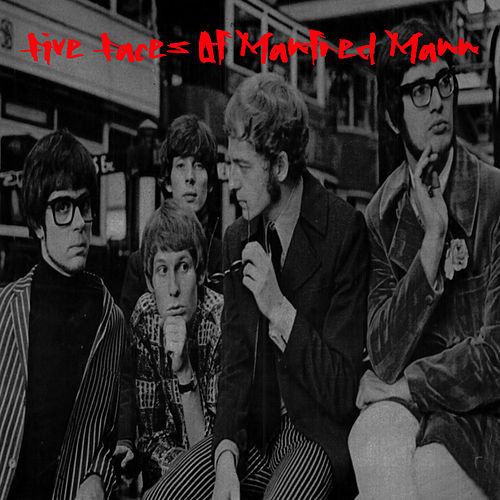 Five Faces Of Manfred Mann de Manfred Mann