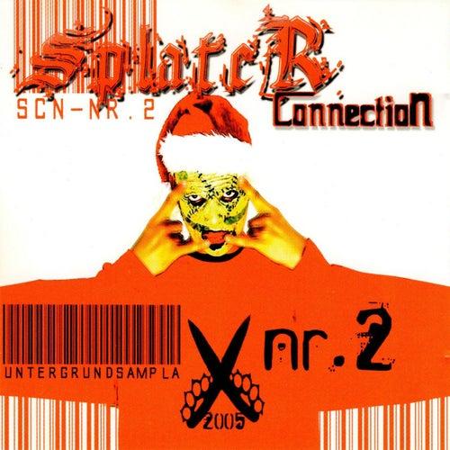 Untergrundsampla Nr. 2 (Kaisaschnitt präsentiert Splater Connection) von Various Artists