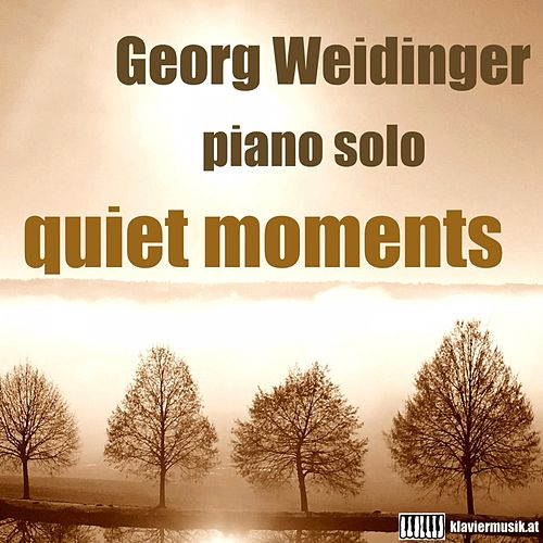 Quiet Moments: Piano Solo by Georg Weidinger