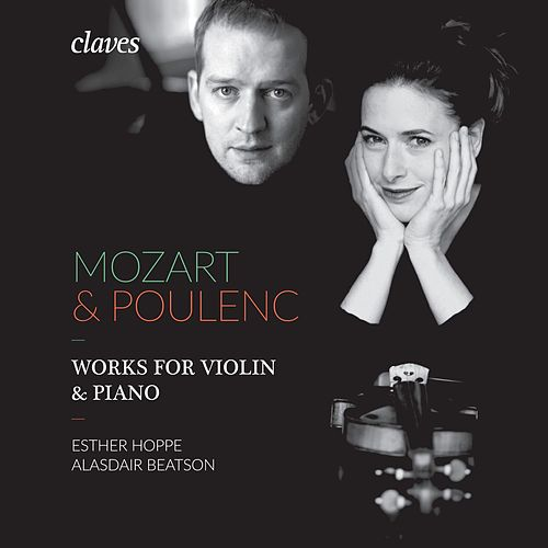 Poulenc & Mozart de Alasdair Beatson