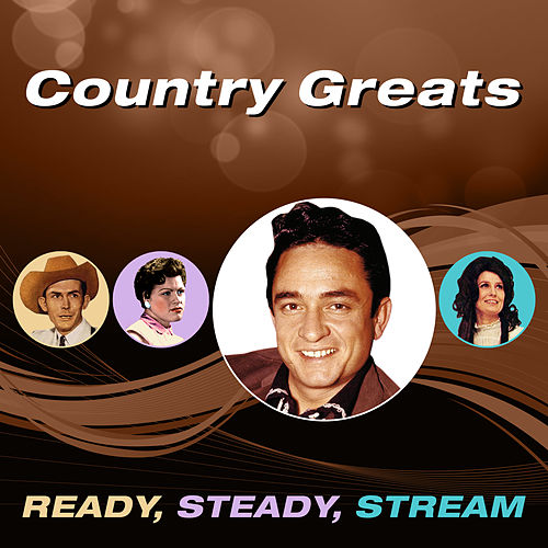 Country Greats (Ready, Steady, Stream) de Various Artists