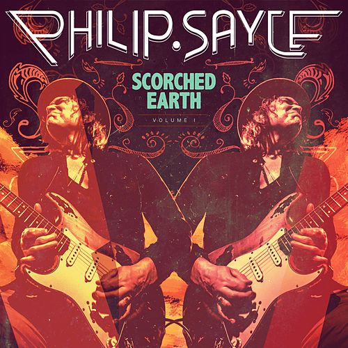 Scorched Earth, Vol.1 (Live) de Philip Sayce