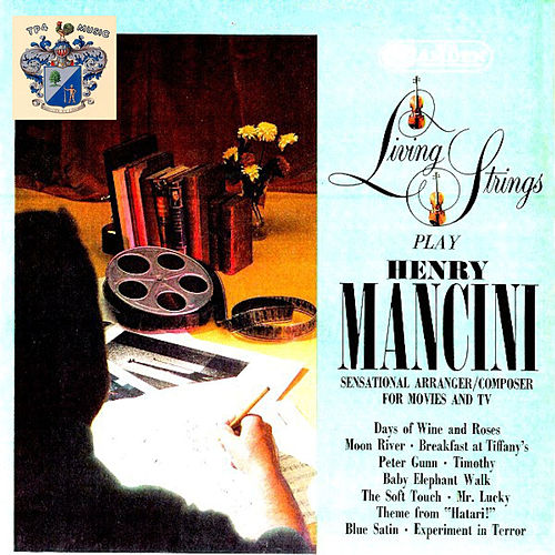 Living Strings Play Mancini by Living Strings