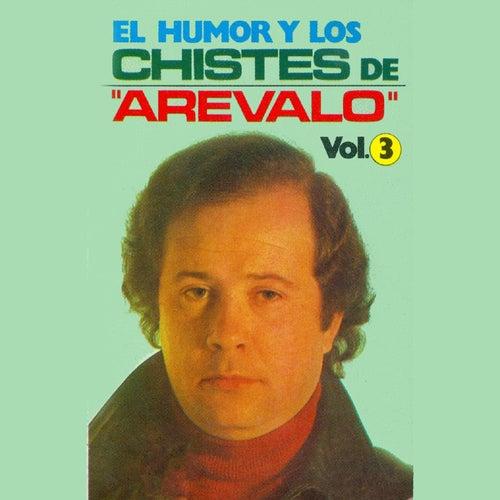 El Humor y los Chistes de Arévalo, Vol. 3 de Arévalo