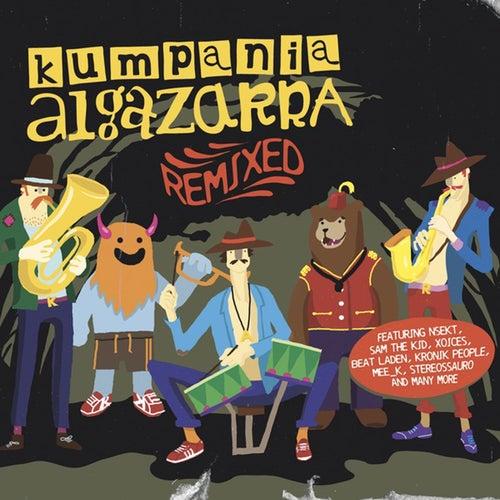 Kumpania Algazarra (Remixed) by Kumpania Algazarra