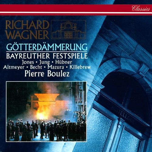Wagner: Götterdämmerung de Pierre Boulez