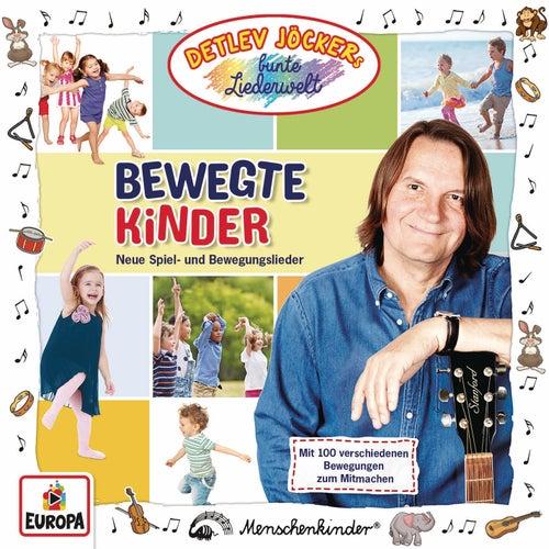 Bewegte Kinder by Detlev Jöcker