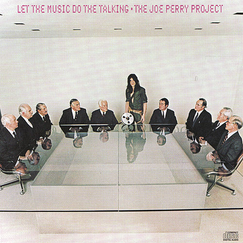 Let The Music Do The Talking by Joe Perry