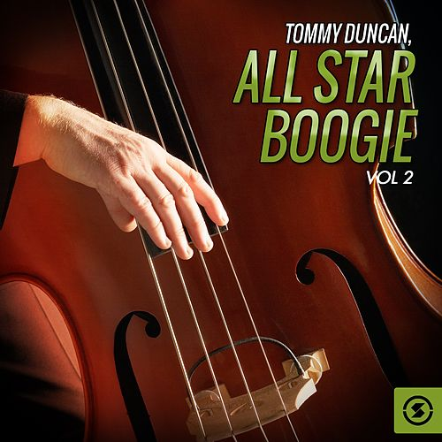All Star Boogie, Vol. 2 by Tommy Duncan