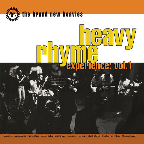Heavy Rhyme Experience: Vol.1 van Brand New Heavies