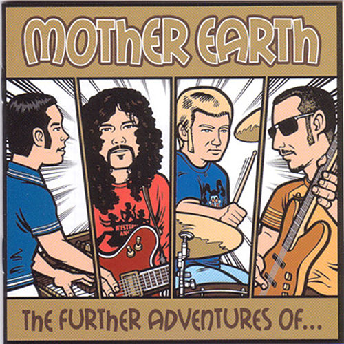 The Further Adventures Of von Mother Earth