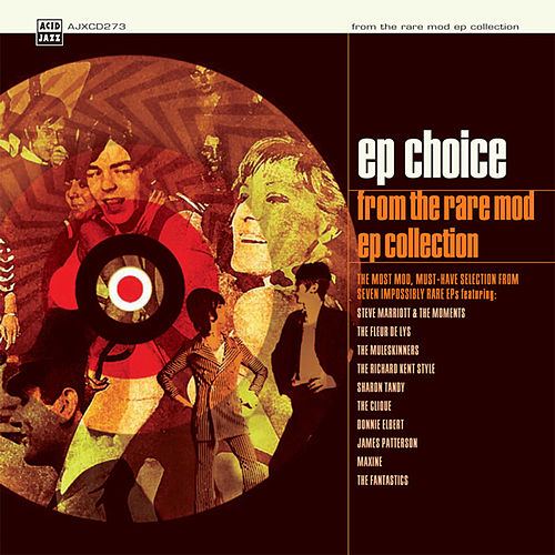 EP Choice - from the Rare Mod EP Collection by Various Artists