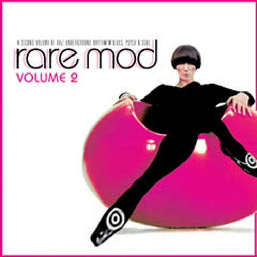 Rare Mod 2 de Various Artists