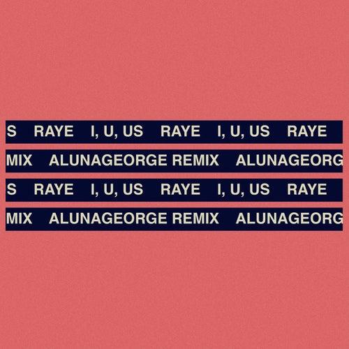 I, U, Us (AlunaGeorge Remix) by RAYE