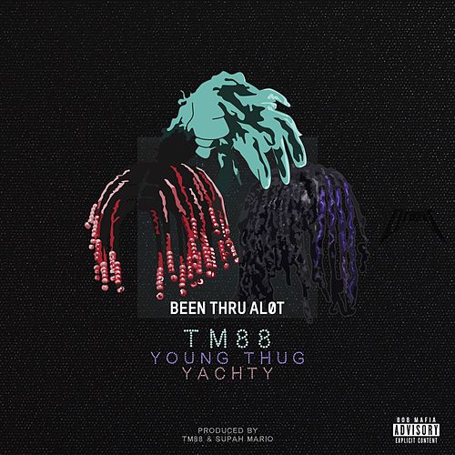 Been Thru a Lot - Single de TM88