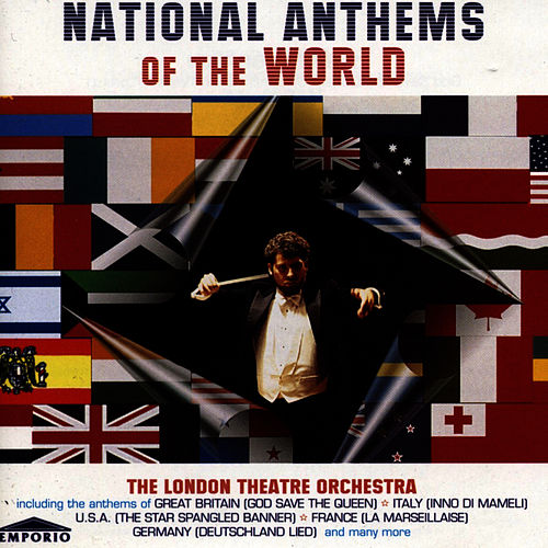 National Anthems Of The World de London Theatre Orchestra