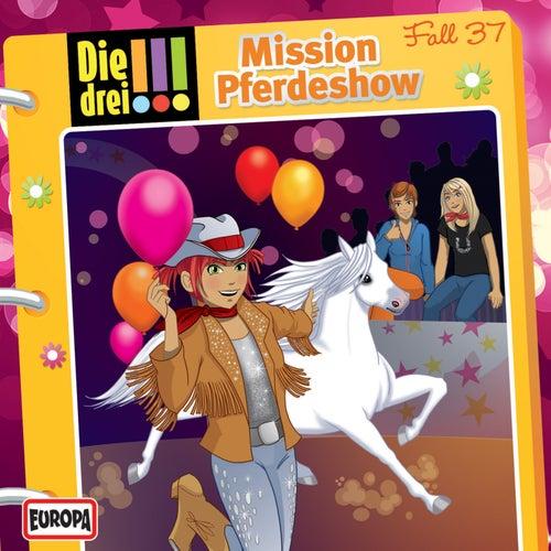 037/Mission Pferdeshow von Die Drei !!!