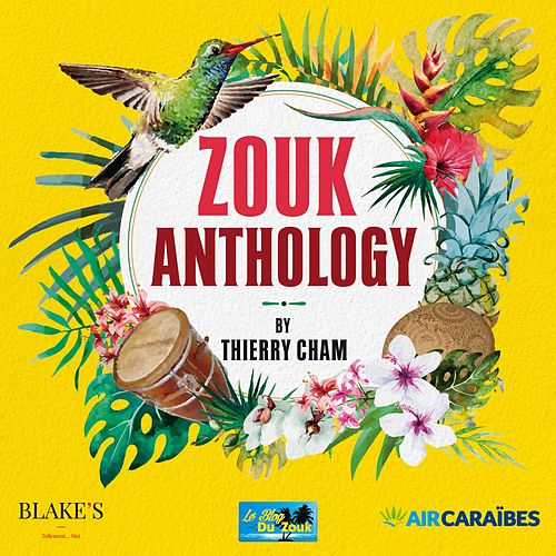 Zouk Anthology by Thierry Cham de Various Artists