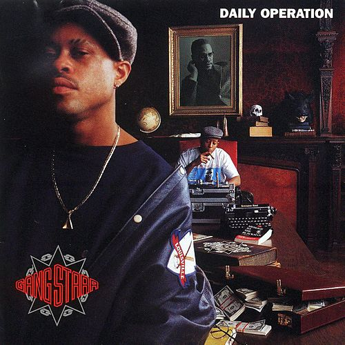 Daily Operation von Gang Starr