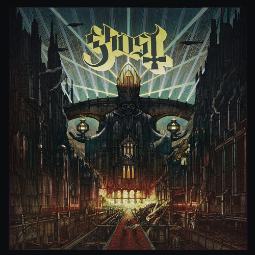 Meliora (Deluxe Edition) by GHOST