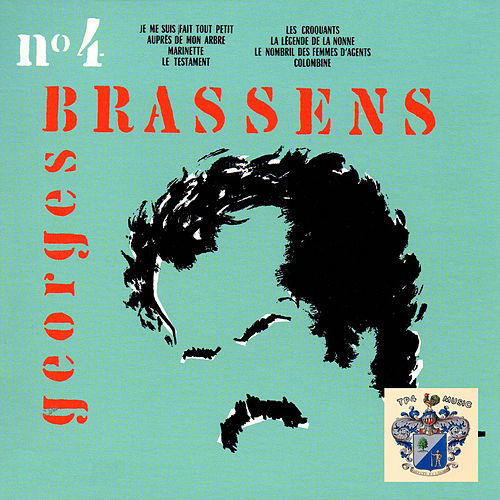 No. 4 de Georges Brassens