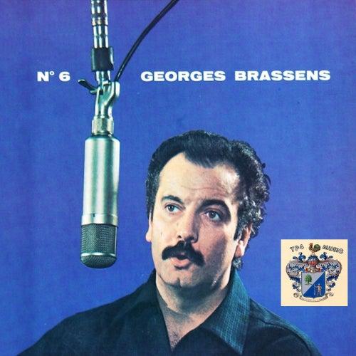 No. 6 de Georges Brassens