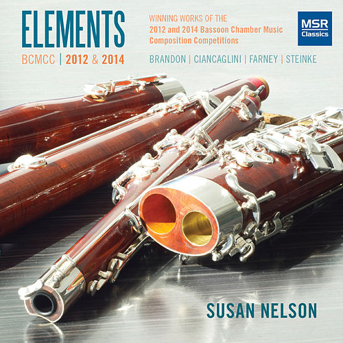 Elements: Winning Works Of The 2012 & 2014 BCMCC by Various Artists